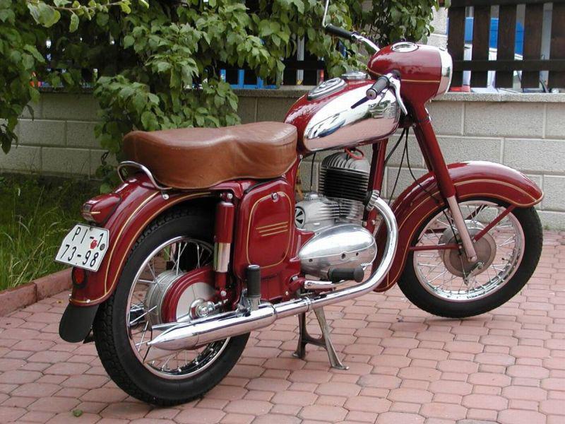 1953 1954 Jawa 250 353 El Schema Zip 162 Kb